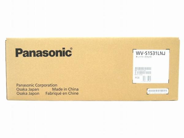 未使用 【中古】 Panasonic パナソニック WV-S1531LNJ 監視カメラ i-PRO EXTREME ネットワーク カメラ O3317263
