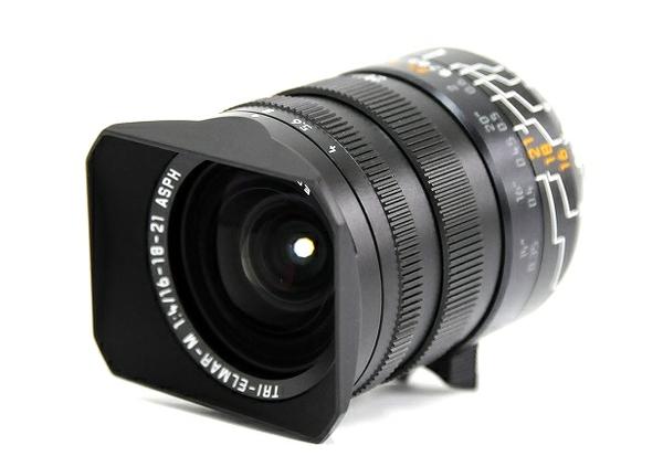 最も優遇 美品【 F4】 Leica Leica TRI ELMAR M M 16-18-21mm ASPH F4 レンズ T1936175, ミズホシ:ef670579 --- easassoinfo.bsagroup.fr