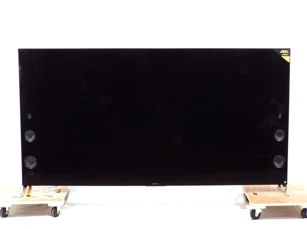 【中古】 SONY ソニー BRAVIA KJ-75X9400C 液晶 TV テレビ 75V型 2015年製 4K ハイレゾ 対応【大型】 T3551084