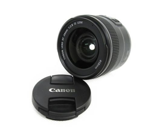 登場! 【】 CANON EF24 EF24 F2.8 USM IS USM 広角単焦点レンズ【】 N3075286, イエソン:a892cab9 --- cpps.dyndns.info