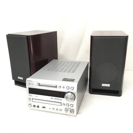 【中古】 ONKYO FR-N9EX D-N9EX コンポ スピーカー セット オーディオ 中古 W3494773