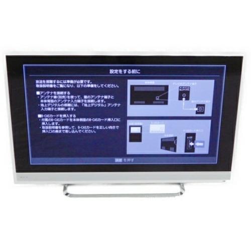 【中古】 東芝 TOSHIBA REGZA 40M510X 40型 液晶 テレビ 映像 機器 楽直 【大型】 Y3894361