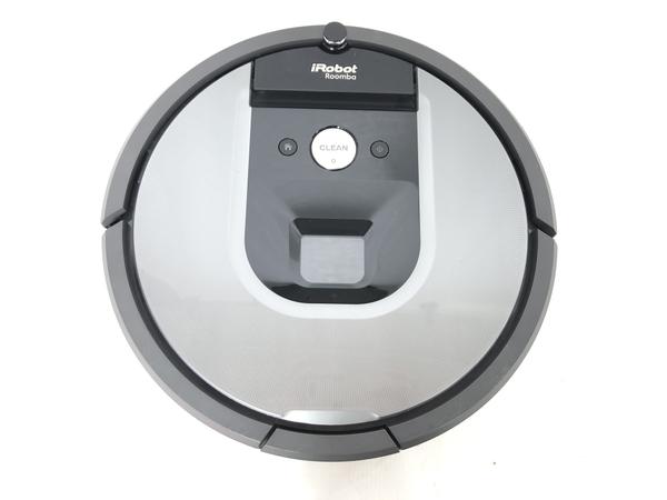 【中古】 iRobot Roomba ルンバ 960 ロボット 掃除機 900シリーズ 家電 S5158042