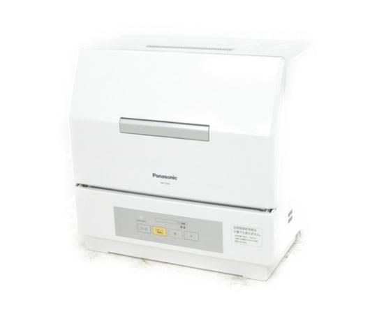 【中古】 Panasonic パナソニック NP-TCR4-W プチ食洗 食器洗い 乾燥機 ホワイト 【大型】 K3767923