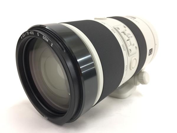 【中古】 Sony SAL70400G2 70-400mm F4-5.6 G SSM II α 用 一眼レンズ T3550360