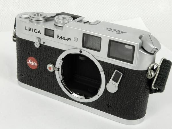 Used LEICA M4-P CANADA film camera body rangefinder K2703507