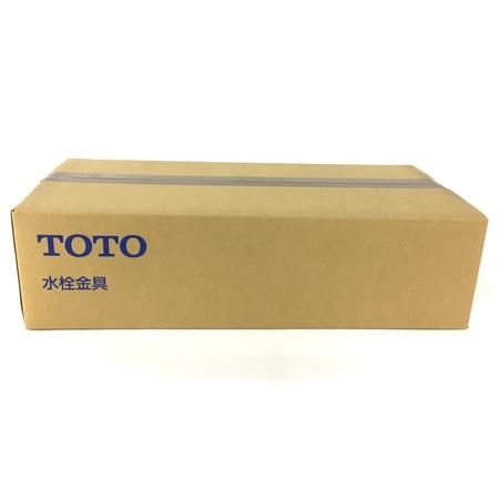 未使用 【中古】 TOTO TKS05308J 浄水器 兼用 混合水栓 ハンド シャワー 吐水 切り替え タイプ Y4661141