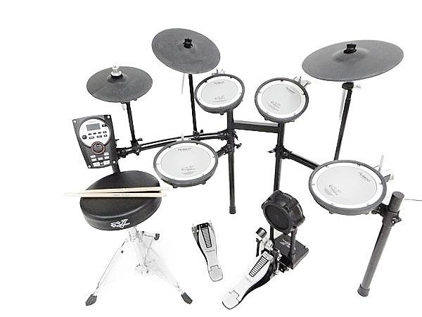 【中古】 Roland ローランド TD-11KV-S 電子ドラム セット コンパクト Y3471983