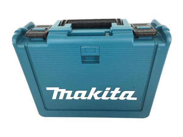 未使用 【中古】 makita マキタ TW284DRGX 充電式 インパクトレンチ 工具 電動工具 N3918205