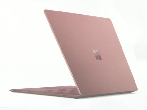 未使用 【中古】 Surface Laptop Model 1769 Core-i7 ストレージ 256GB メモリ 8GB モデル バーガンディ Win10s ノート PC Y3360331