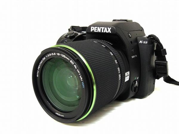 高品質の人気 美品 -5.6【】 美品 PENTAX K-S2 18-135WR PENTAX キット WR SMC PENTAX-DA 1:3.5 -5.6 18-135 ED AL IF DC WR カメラ レンズ セット O2706651, ヨシダマチ:18711009 --- cpps.dyndns.info