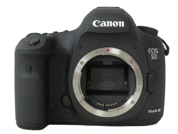 【中古】 Canon キヤノン EOS 5D Mark III EF 24-105 L IS U レンズ キット デジタル 一眼 カメラ S3823525