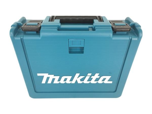 未使用 【中古】 makita マキタ TW284DRGX 充電式 インパクトレンチ 工具 電動工具 N3918202