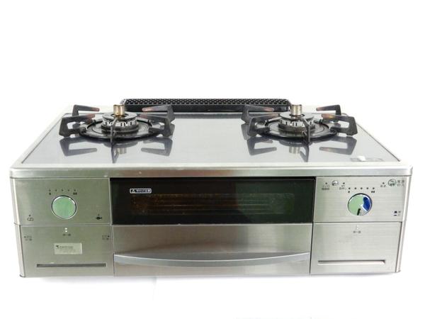【中古】 東京ガス HR-P028N-DXAHL LW2146AL ガステーブル ピピっとコンロ 都市ガス 12A13A 家電 楽直 【大型】 Y3892755