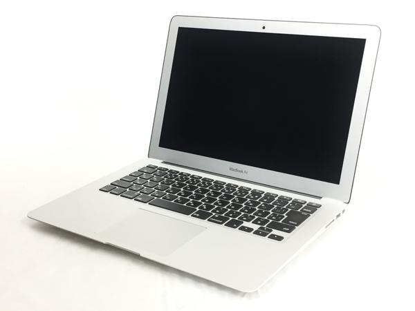 【中古】 Apple アップル MacBook マックブック Air MD761J/A ノートPC 13.3型 Mid 2013 i5-4250U 1.3GHz 4GB SSD256GB Mojave 10.14 T4689674