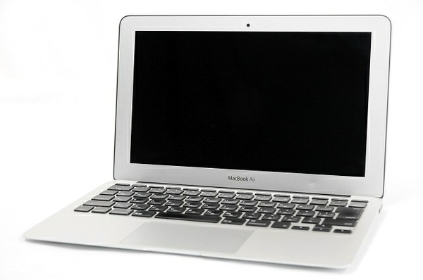 【中古】 訳あり Apple アップル MacBook Air MC969J/A ノートPC 11.6型 Mid 2011 i5 2467M 1.6GHz 4GB SSD128GB High Sierra 10.13 T3850137