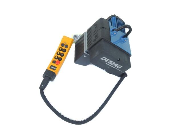 未使用 【中古】 DEMAG DSE10-C 電動 ホイスト 電動工具 DC-PRO2-250 1/1 H5 Y2485189