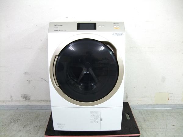 高品質の激安 【】 良好 Panasonic パナソニック ななめドラム洗濯乾燥機 NA-VX9800 【大型】 M3117925, キタヒヤマチョウ 0b2571e1