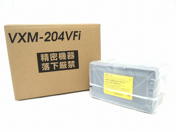 未使用 【中古】 HONDA ギャザズ Gathers VXM-204VFi スタンダード インター ナビ O4472496