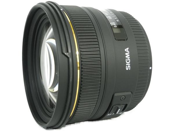 【中古】 F1.4 良好 SIGMA シグマ 50mm 良好 F1.4 単焦点 DG HSM カメラレンズ 単焦点 標準 Canon用 N3800561, 遊岳人:fab897f8 --- officewill.xsrv.jp