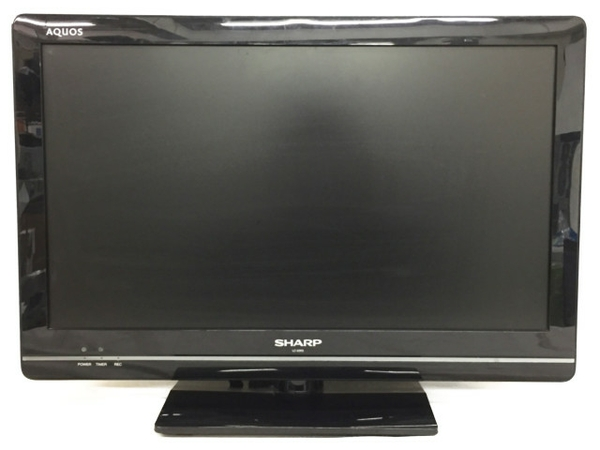 【中古】 SHARP T3783979 シャープ SHARP AQUOS LC-22K5-B 22型 液晶テレビ 22型 ブラック T3783979, FIVE HUNDRED WORKS.:9d170932 --- officewill.xsrv.jp