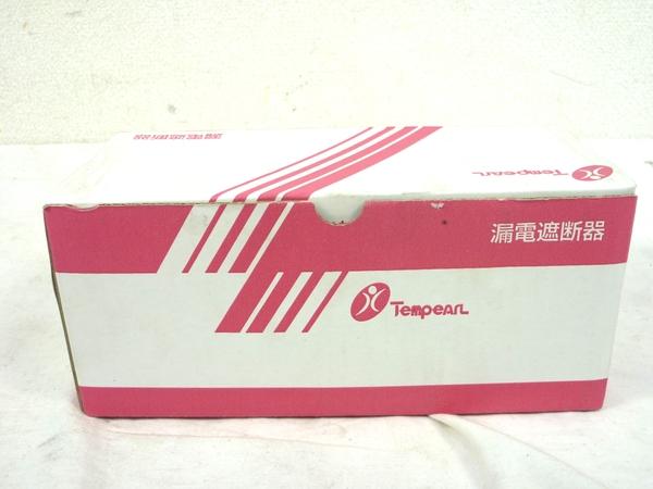 未使用 【中古】 テンパール 漏電 遮断器 GBU-223EA M2624744