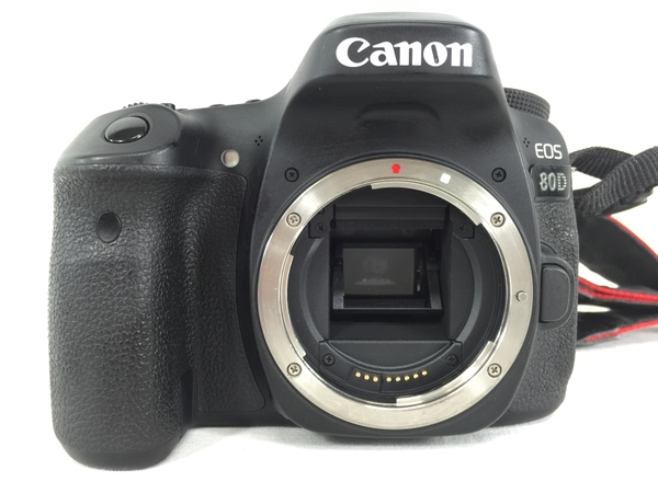 【中古】 Canon キャノン 一眼レフ EOS 80D ボディ デジタル カメラ 趣味 機器 S3914530