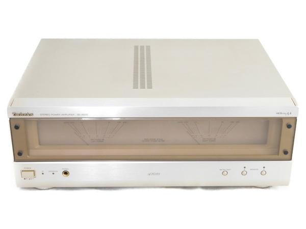 【中古】 Technics テクニクス ステレオパワーアンプ SE-A1010 オーディオ機器 N3470192