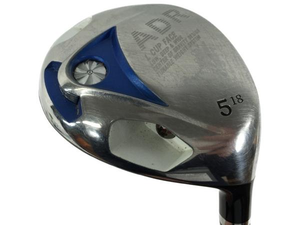 【中古】 アキラ ADRフェアウェイウッド 2014年モデル 5W 18° ゴルフクラブ S3917749