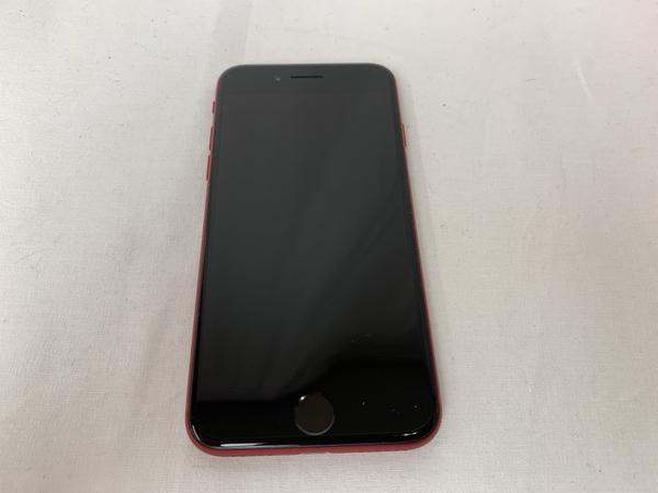 【中古】 Apple アップル iPhone8 MRT02J/A docomo 256GB 4.7型 レッド スマートフォン T3848951