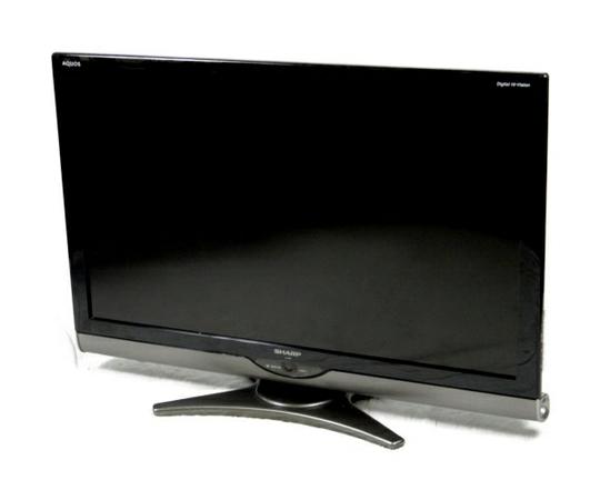 【中古】 SHARP シャープ AQUOS LC-40SE1 B 液晶テレビ 40型 ブラック【大型】 K3840342