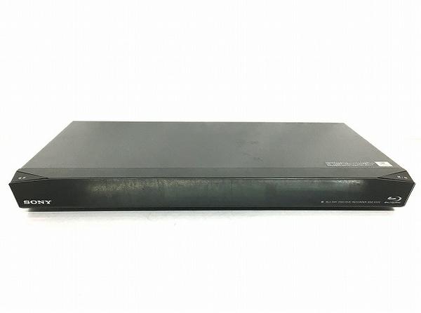 【中古】 SONY ソニー BDZ-E510 BD ブルーレイ DVD レコーダー 500GB ブラック T4618509