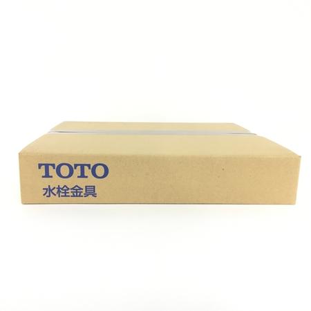 未使用 【中古】 TOTO TKS05303J キッチン用 水栓金具 台付 シングル 混合 水栓 GGシリーズ Y4824611