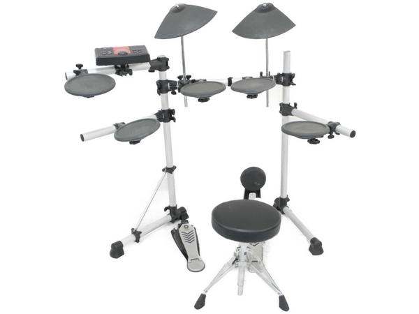 【中古】 YAMAHA DTXPLORER 電子ドラム RS60 椅子 マット付き ヤマハ 打楽器 N4909785