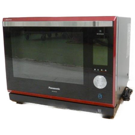 【中古】 Panasonic パナソニック 3つ星 ビストロ NE-BS1100-RK 電子 オーブンレンジ 30L 家電 楽直 【大型】 Y3893574