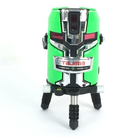 美品 【中古】 Tajima タジマ ZEROGSN-KJC グリーンレーザー 墨出し器 Y3917425