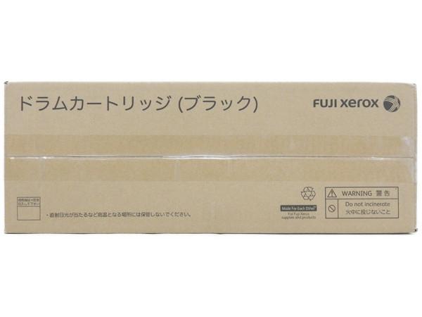 未使用 【中古】 富士ゼロックス CT351082 純正ドラム ブラック F2309530