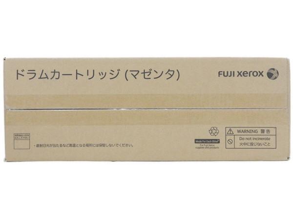 未使用 【中古】 富士ゼロックス CT351084 純正ドラム マゼンダ F2309532