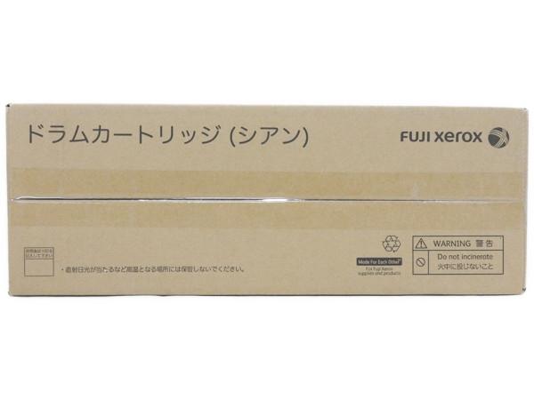 未使用 【中古】 富士ゼロックス CT351083 純正ドラム シアン F2309531