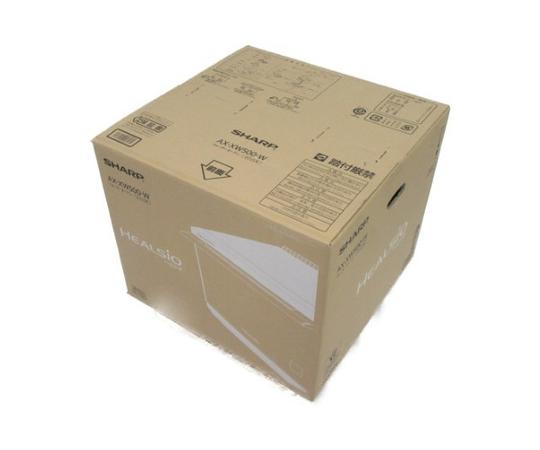 未使用 【中古】 SHARP シャープ AX-XW500-W ウォーターオーブン ヘルシオ N3310222