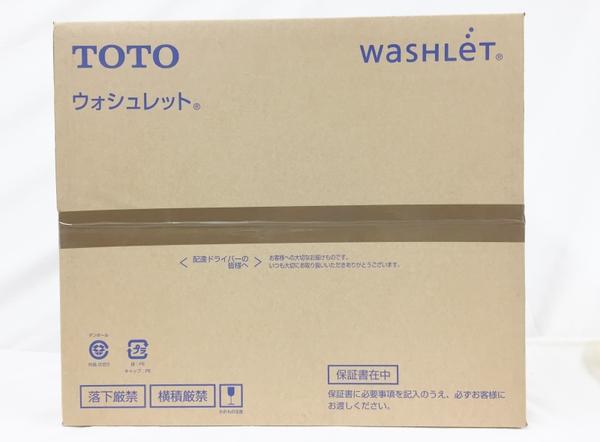 未使用 【中古】 TOTO ウォシュレット 温水洗浄便座 SB TCF6622 #NW1 ホワイト T3463946