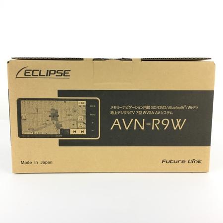 未使用 【中古】 ECLIPSE イクリプス AVN-R9W メモリー ナビ 7型 Y3917125