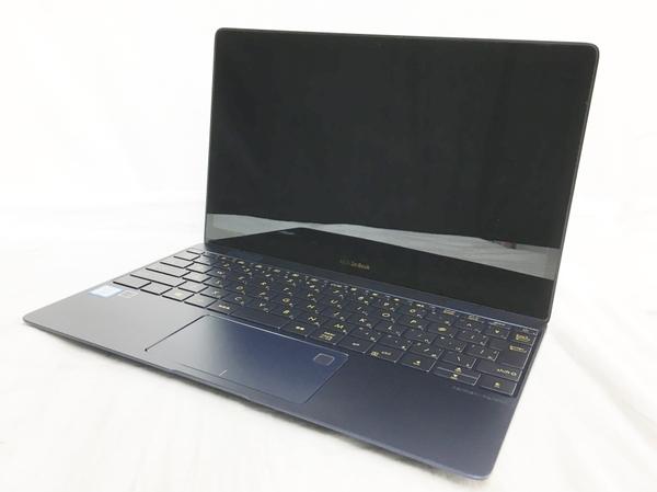 【中古】 ASUSTeK COMPUTER INC. UX390UAK Core i5-7200U 2.50GHz 8GB SSD 256GB ノート PC パソコン Win 10 Home 64bit T3840910
