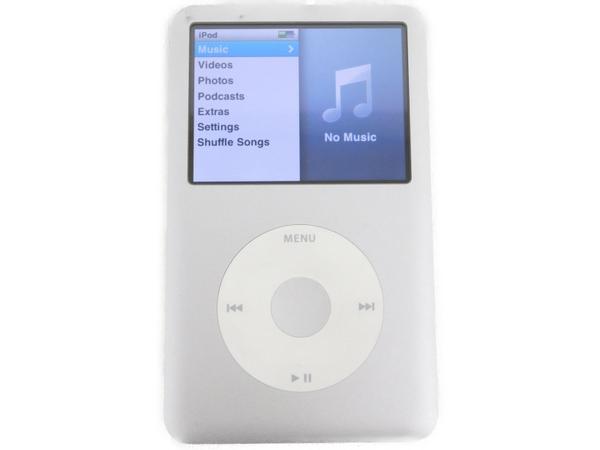 【中古】 Apple iPod classic 160GB MC293J/A オーディオ 音響 機器 N3665464