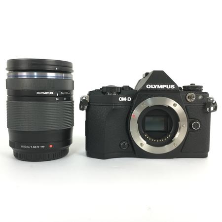 【中古】 OLYMPUS オリンパス OM-D E-M5 Mark II レンズキット カメラ 趣味 機器 Y3911715