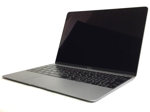 2020年最新入荷 【】 Apple MacBook MLH72J/A ノートPC 12型 Retina Early 2016 m3 6Y30 1.1GHz 8GB SSD256GB Mojave 10.14 スペースグレイ T3591075, 岬町 d359951f