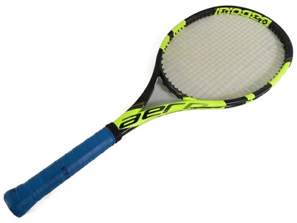 【中古】 BABOLAT Pure Aero VS 2018 バボラ ピュア アエロ テニス ラケット スポーツ S3614829