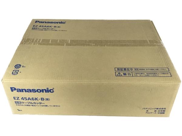未使用 【中古】Panasonic ケーブルカッター EZ45A6K-B パナソニック 本体のみ 電動工具 N5172132