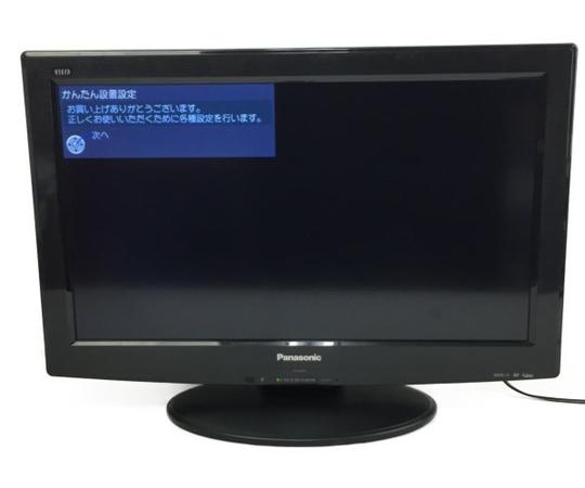 【中古】Panasonic パナソニック viera th-l26x2-k 液晶 テレビ 26型 【大型】 N3879857