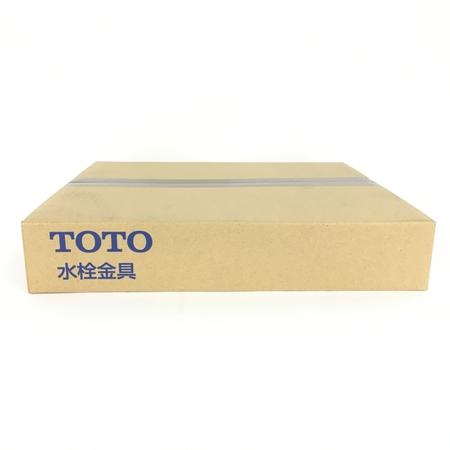 未使用 【中古】 TOTO TKS05303J キッチン用 水栓金具 台付 シングル 混合 水栓 GGシリーズ Y4856783